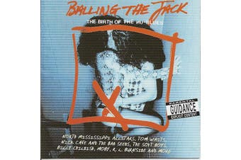 Various – Balling The Jack (The Birth Of The Nu-Blues) MUSIC CD NEW SEALED