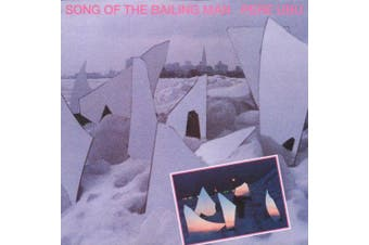 Pere Ubu-Song Of The Bailing Man BRAND NEW SEALED MUSIC ALBUM CD - AU STOCK