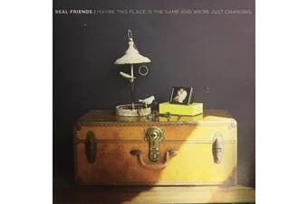 Real Friends - Maybe This Place Is The Same And We're Just Changing NEW SEALED