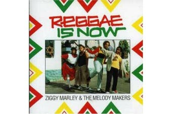 Ziggy Marley & The Melody Makers ‎– Reggae Is Now MUSIC CD NEW SEALED