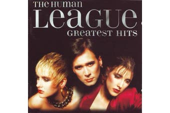 The Human League – Greatest Hits BRAND NEW SEALED MUSIC ALBUM CD - AU STOCK