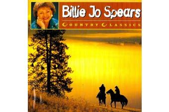 Billie Jo Spears - Country Classics BRAND NEW SEALED MUSIC ALBUM CD - AU STOCK