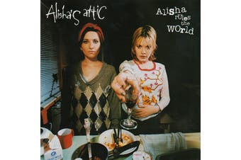 Alisha's Attic – Alisha Rules The World BRAND NEW SEALED MUSIC ALBUM CD