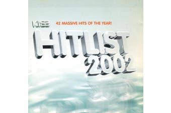 Various - Kiss Hitlist 2002 BRAND NEW SEALED MUSIC ALBUM CD - AU STOCK