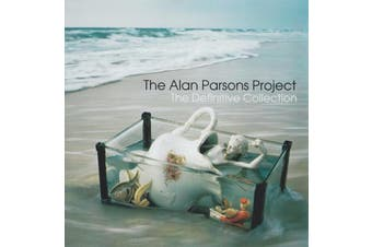 The Alan Parsons Project – The Definitive Collection MUSIC CD NEW SEALED