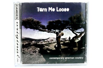 Turn Me Loose - Contemporary American Country BRAND NEW SEALED MUSIC ALBUM CD