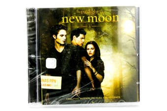 The Twilight Saga - New Moon BRAND NEW SEALED MUSIC ALBUM CD - AU STOCK