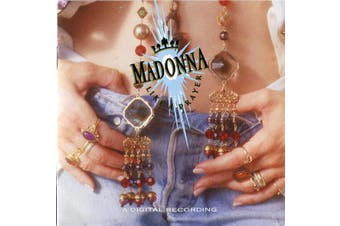 Madonna – Like A Prayer BRAND NEW SEALED MUSIC ALBUM CD - AU STOCK