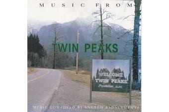 Angelo Badalamenti – Music From Twin Peaks BRAND NEW SEALED MUSIC ALBUM CD