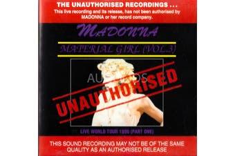 Madonna - Material Girl (VOL.3) BRAND NEW SEALED MUSIC ALBUM CD - AU STOCK