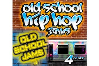 Old School Hip Hop Jams Old School Jams BRAND NEW SEALED MUSIC ALBUM CD