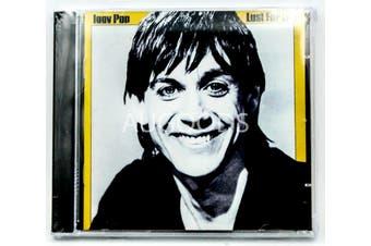 Iggy Pop - Lust For Life BRAND NEW SEALED MUSIC ALBUM CD - AU STOCK