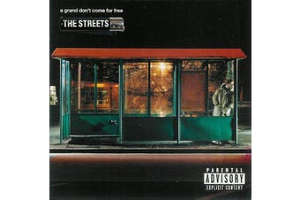 The Streets – A Grand Don't Come For Free BRAND NEW SEALED MUSIC ALBUM CD