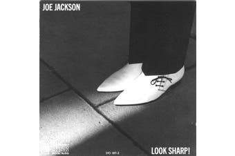 Joe Jackson – Look Sharp! BRAND NEW SEALED MUSIC ALBUM CD - AU STOCK