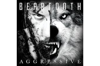 Beartooth - Aggressive BRAND NEW SEALED MUSIC ALBUM CD - AU STOCK