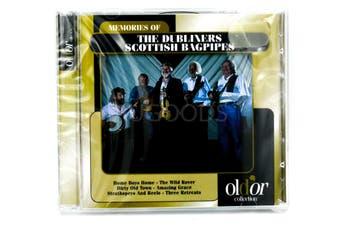 Memories of The Dubliners Scottish Bagpipe BRAND NEW SEALED MUSIC ALBUM CD