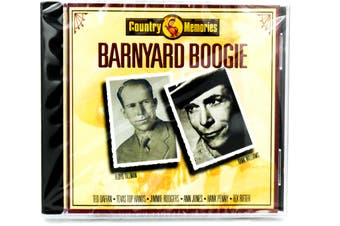 COUNTRY MEMORIES DISC BARNYARD BOOGIE BRAND NEW SEALED MUSIC ALBUM CD