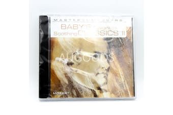 Babies Favourites Soothing Classics II Master Composers Wolfgang Amadeus Mozart