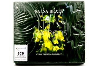 Salsa Beats BRAND NEW SEALED MUSIC ALBUM CD - AU STOCK