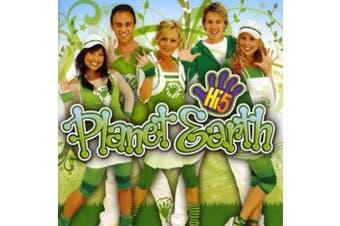 Hi-5 : Planet Earth Kid's Children BRAND NEW SEALED MUSIC ALBUM CD - AU STOCK