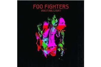 Foo Fighters Wasting Light American Rock Band Dave Grohl MUSIC CD NEW SEALED