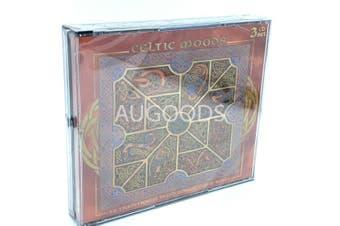 Celtic Moods (3 Disc Set, Feb-2007) BRAND NEW SEALED MUSIC ALBUM CD - AU STOCK