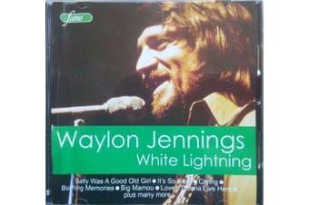 White Lightning by Waylon Jennings BRAND NEW SEALED MUSIC ALBUM CD - AU STOCK