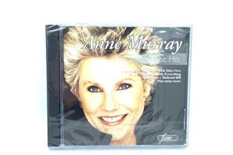 ANNE Murray - 12 Classic Hits BRAND NEW SEALED MUSIC ALBUM CD - AU STOCK