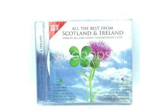 All the Best from Scotland & Ireland Over 40 all time Celtic favourites NEW