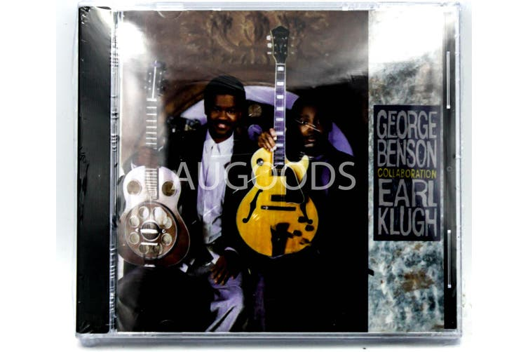 George Benson & Earl Klugh - Collaboration BRAND NEW SEALED MUSIC ALBUM CD