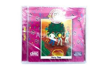 Children's Favourites: Party Time BRAND NEW SEALED MUSIC ALBUM CD - AU STOCK