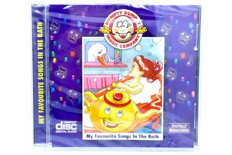 Various : My Favourite Songs in the Bath BRAND NEW SEALED MUSIC ALBUM CD