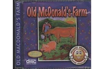 Old McDonalds Farm BRAND NEW SEALED MUSIC ALBUM CD - AU STOCK