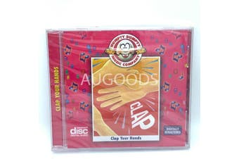 Children's favourites: Clap Your Hands BRAND NEW SEALED MUSIC ALBUM CD