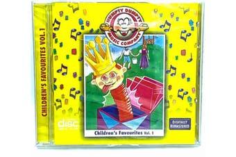 Children's favourites volume one BRAND NEW SEALED MUSIC ALBUM CD - AU STOCK