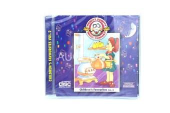 Children's favourites VOL 2 BRAND NEW SEALED MUSIC ALBUM CD - AU STOCK