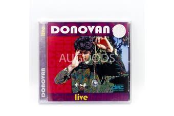 Donovan Live BRAND NEW SEALED MUSIC ALBUM CD - AU STOCK