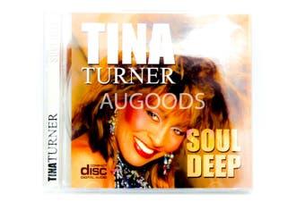 Tina Turner Soul Deep Music BRAND NEW SEALED MUSIC ALBUM CD - AU STOCK