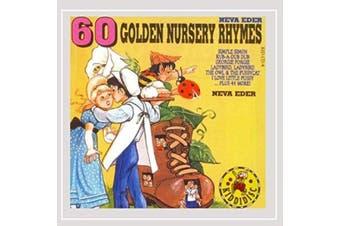 B000FL60FI Nursery Rhymes (A Golden Book) BRAND NEW SEALED MUSIC ALBUM CD