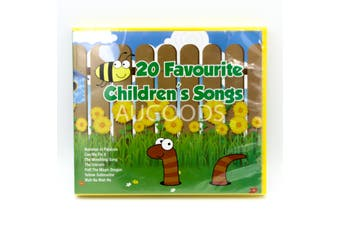 Morningtown Ride - 20 Favourite Childrens' Songs MUSIC CD NEW SEALED