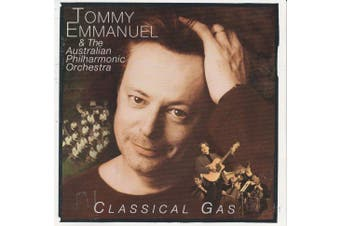 Tommy Emmanuel & The Australian Philharmonic Orchestra - Classical Gas NEW