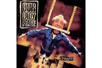 Our Lady Peace - Clumsy BRAND NEW SEALED MUSIC ALBUM CD - AU STOCK