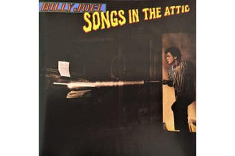 Billy Joel - Songs In The Attic BRAND NEW SEALED MUSIC ALBUM CD - AU STOCK