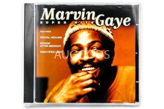 Marvin Gaye / Super Hits BRAND NEW SEALED MUSIC ALBUM CD - AU STOCK