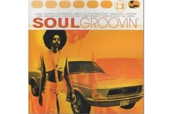 Soul Grovin' - Various - Soul BRAND NEW SEALED MUSIC ALBUM CD - AU STOCK