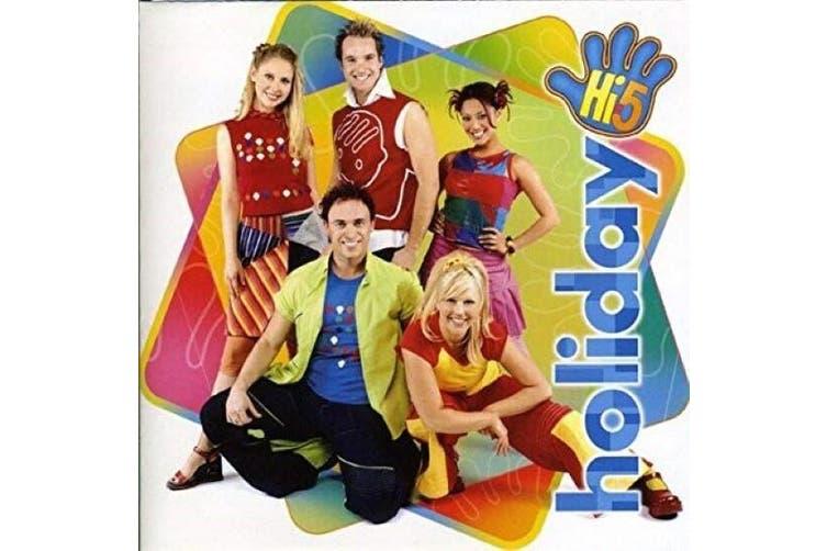HI-5 - HOLIDAY -KIDS / CHILDREN w/KARAOKE BRAND NEW SEALED MUSIC ALBUM CD