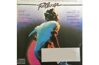 Footloose (Original Motion Picture Soundtrack) BRAND NEW SEALED MUSIC ALBUM CD