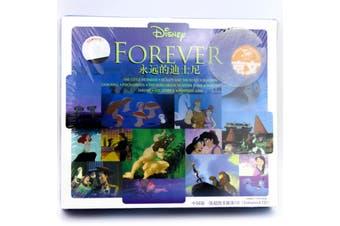 Disney Forever 2 Disc Set BRAND NEW SEALED MUSIC ALBUM CD - AU STOCK
