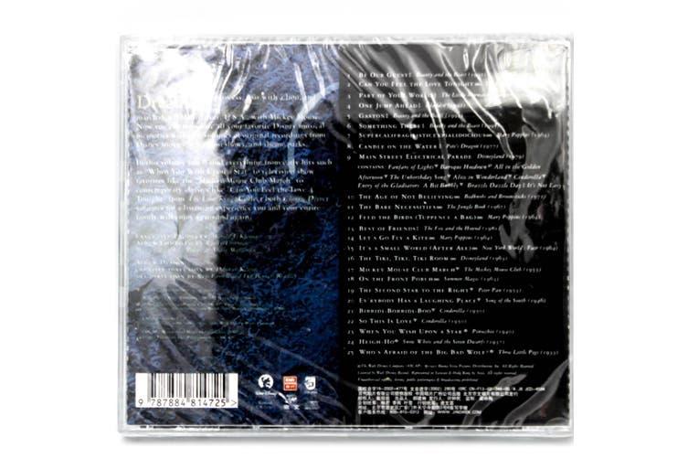 Classic Disney Volume 2 BRAND NEW SEALED MUSIC ALBUM CD - AU STOCK