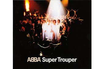 Abba SuperTrouper PRE-OWNED CD: DISC LIKE NEW